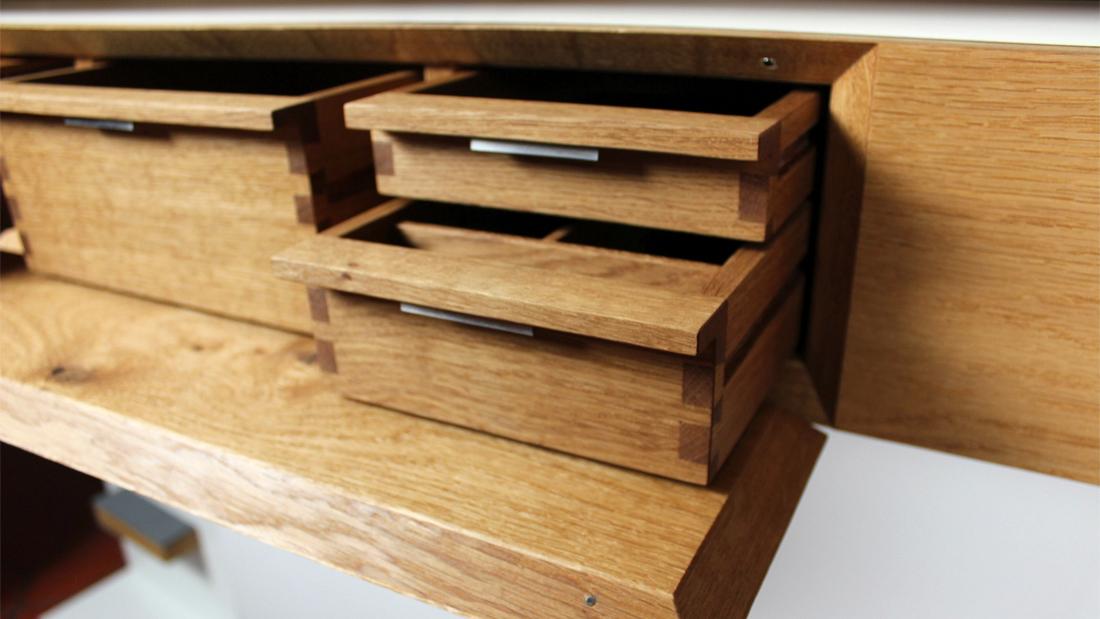 Buro Einrichtung Beton Holz ~ Kreative Ideen für Design und Wohnmöbel